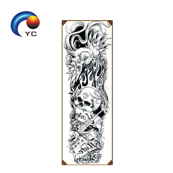 make your own logo design custom temporary sticker tattoo图片